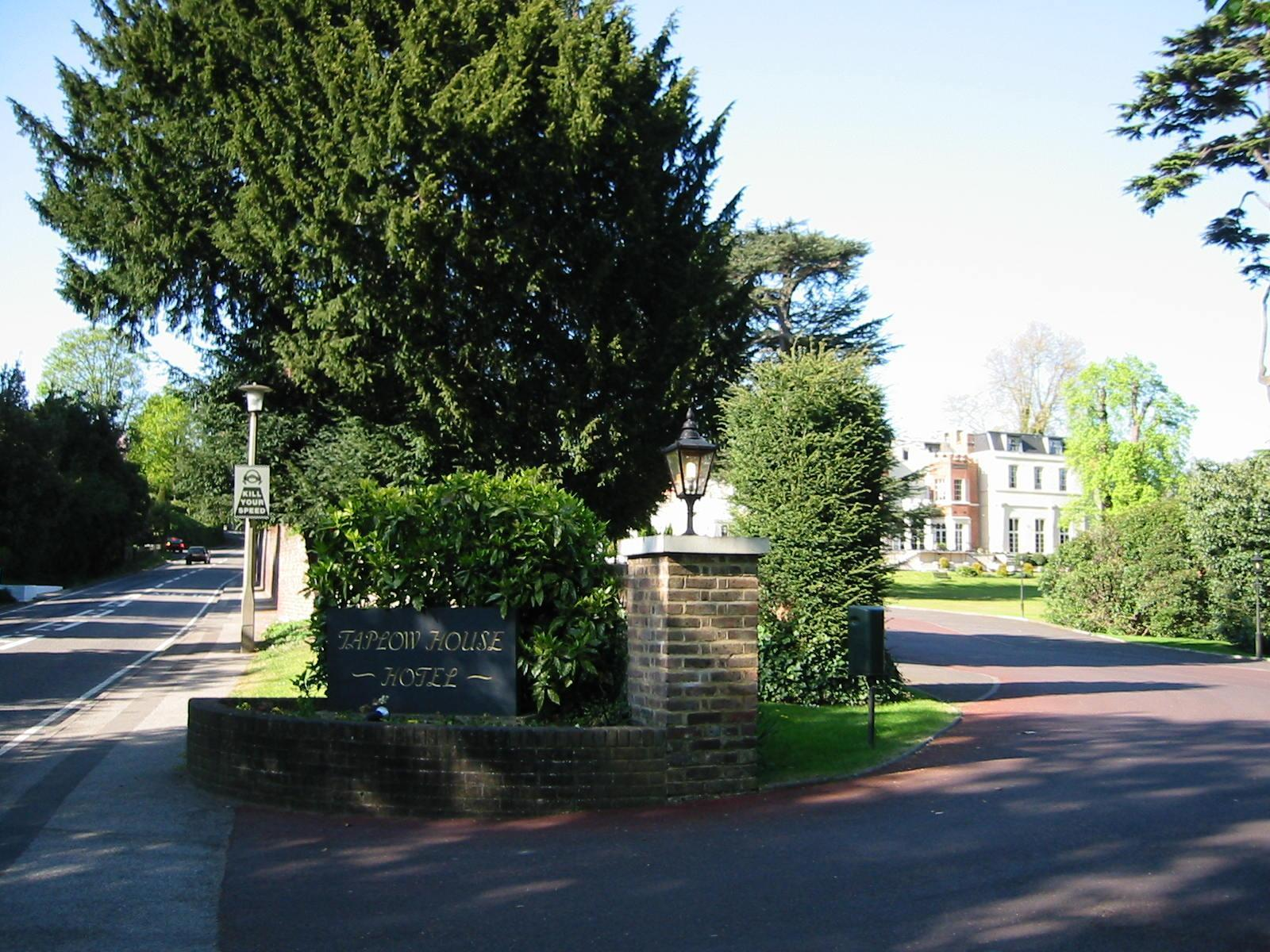 The Taplow House Hotel